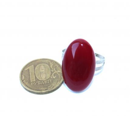 """кольцо """"винная ягода"""""""