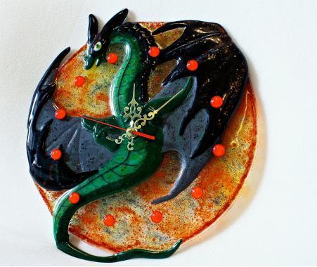 """часы """"черный дракон"""""""