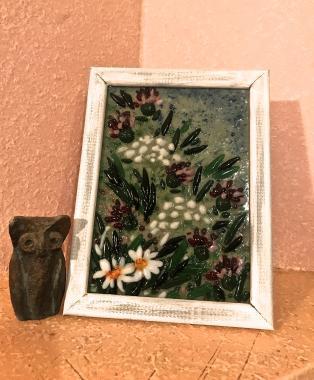 """Картина """"полевые цветы"""""""