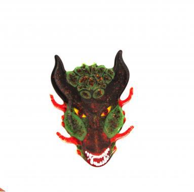 """Интерьерное украшение """"Черный дракон"""""""