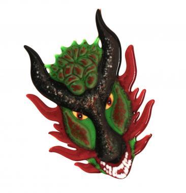 """Интерьерное украшение """"Красный дракон"""""""