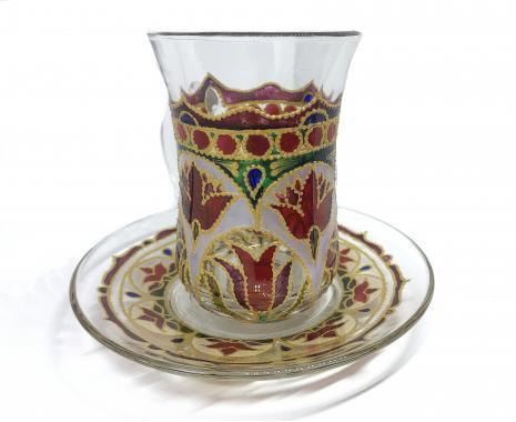 """стакан для чая армуд """"тысяча и одна ночь"""""""