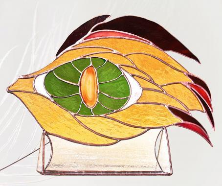 """Интерьерное украшение """"Глаз дракона"""""""